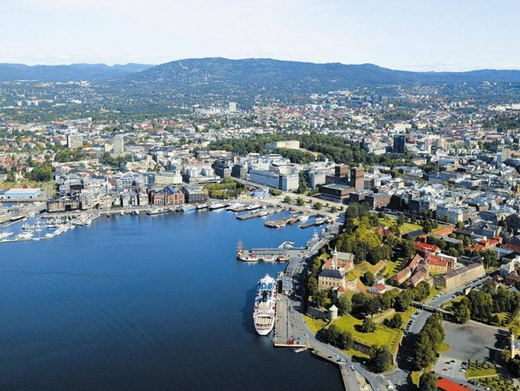 1. Oslo - Top 10 Things to See and Do in Norway
