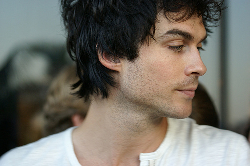 Hottie Of The Week - Ian Somerhalder