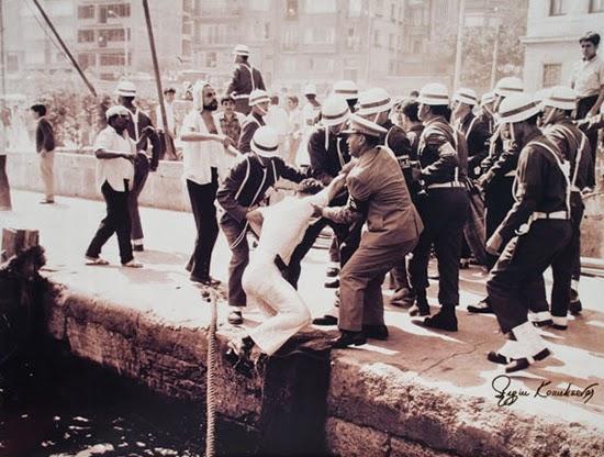 altıncı filo istanbul olaylar karaköy