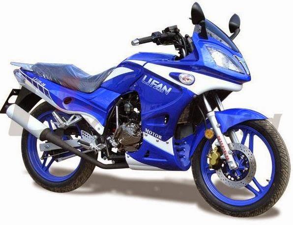 Lifan motorcycle