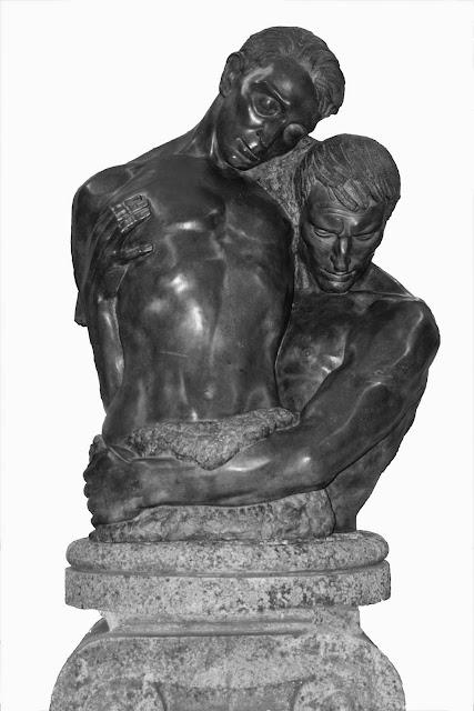 Escultura de Juan De Ávalos