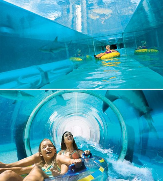 Coolest Underwater Places Amazing Facts - 6 amazing underwater attractions