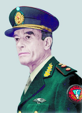 General HERNÁN PUJATO