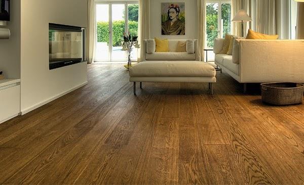 Muebles y decoraci n de interiores suelos de madera de lujo para una casa - Suelo para casa ...