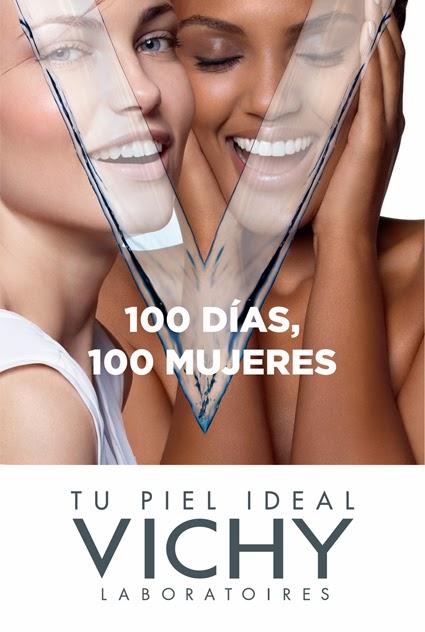 EN 100 DÍAS, 100 MUJERES: CONSEGUIRÁN SU PIEL IDEAL.