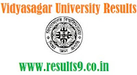 Vidyasagar University BA/B.Sc/B.Com (General)  Part III Results 2013