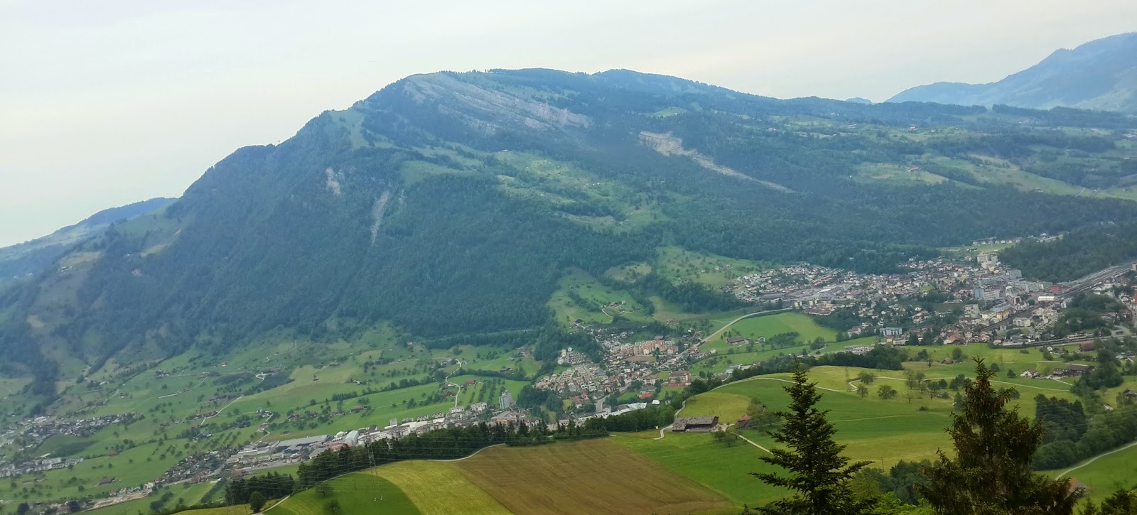 mt.rigi day trip from lucerne by train and cruise