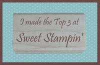 Sweet Stampin top 3
