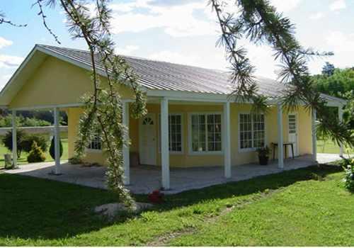 Viviendas ruta 21 caracteristicas de las viviendas for Revestimiento exterior zinc