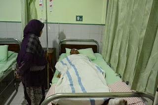 Gas Melon Bocor, Empat Orang Terluka Bakar