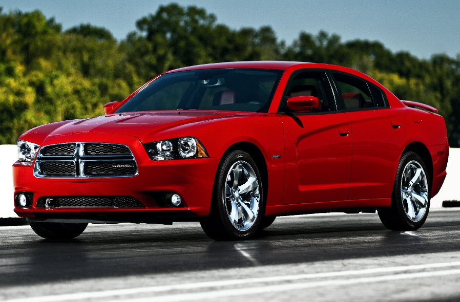 New Car 2011 Dodge Charger Rt