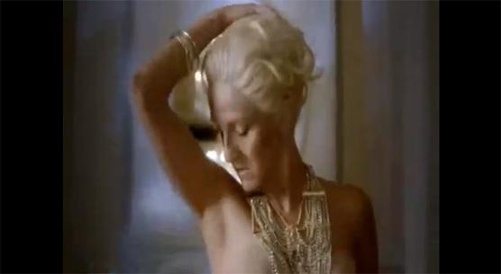 Florence Foresti parodie la pub j'adore Dior
