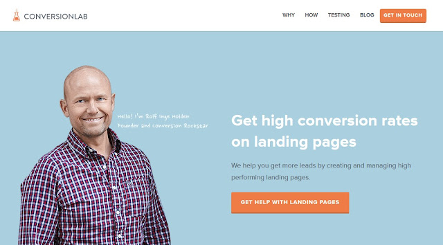 Top 5 Landing Page 5 - CONVERSIONLAB
