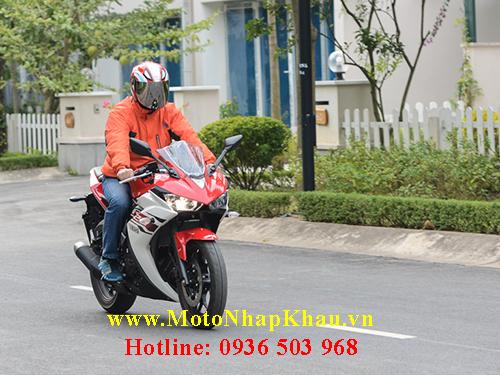 Yamaha R25 chinh phục người đam mê tốc độ ở Việt Nam
