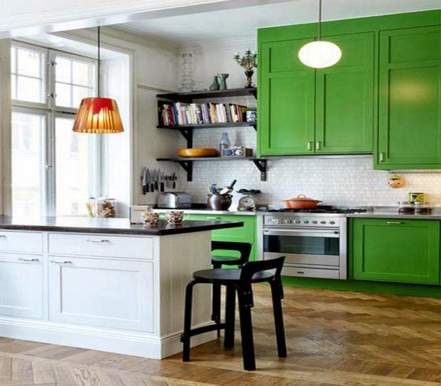 ide desain dapur minimalis sederhana terlihat rapi