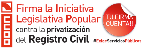 ILP CONTRA LA PRIVATIZACION