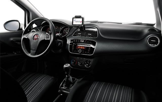 New 2012 Fiat Punto Evo My Life Photos and details | CAR