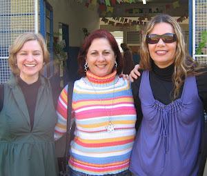 Coordenadoras Pedagógicas de Educação Infantil e Organizadoras do Evento