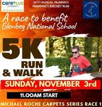 Brickey 5k nr Dungarvan - Sun 3rd Nov 2019