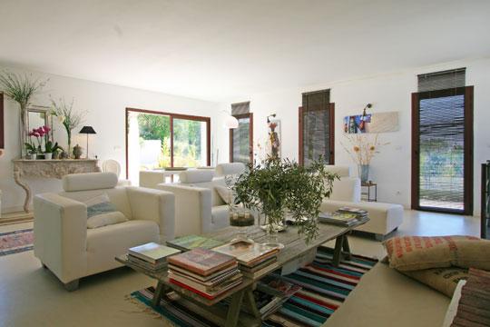 Genie bricolage d coration decoration de salon for Salon 5 etoiles tunisie