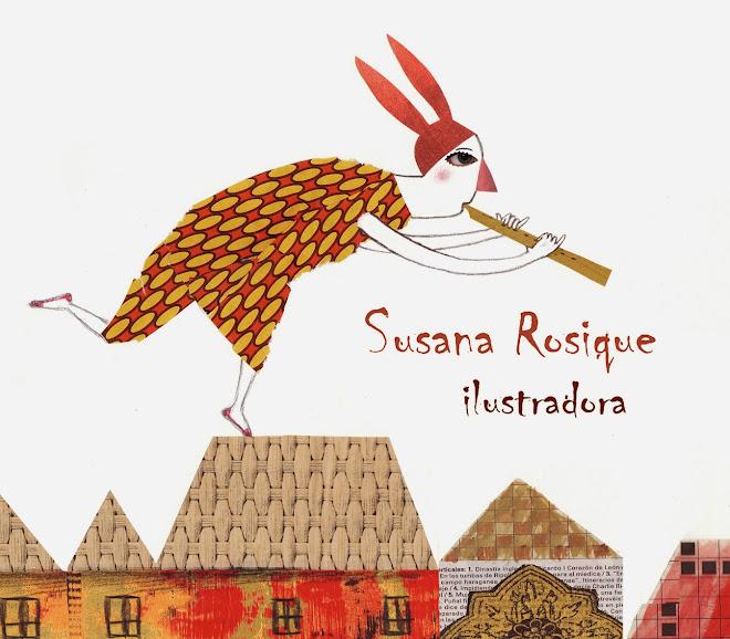 Susana Rosique. ILUSTRADORA