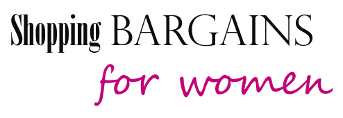 Shopping bargains for Women