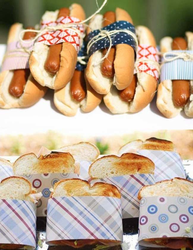 Comida para picnic y envases para llevar blog cocott - Platos para picnic ...