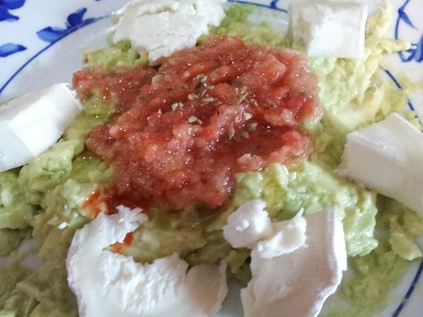 Spicy Queso Fresco Guacamole Recipes — Dishmaps