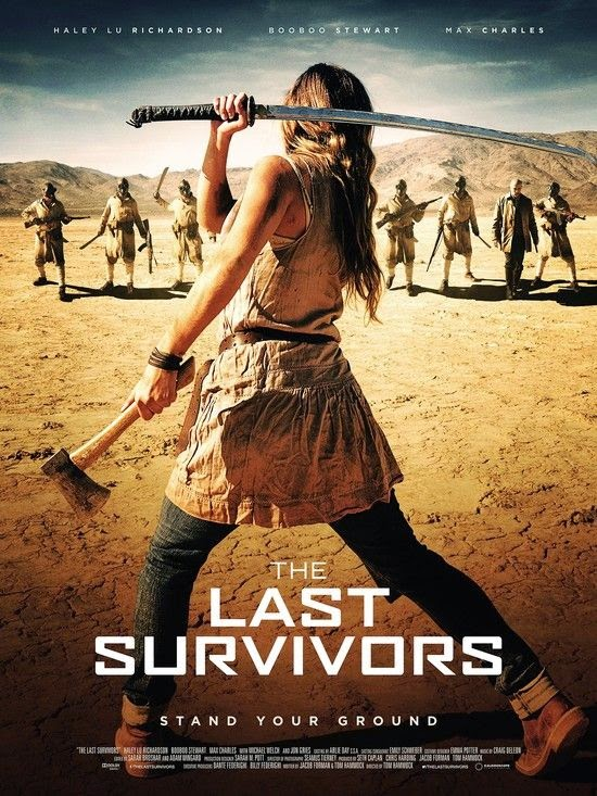 The Last Survivors – Legendado