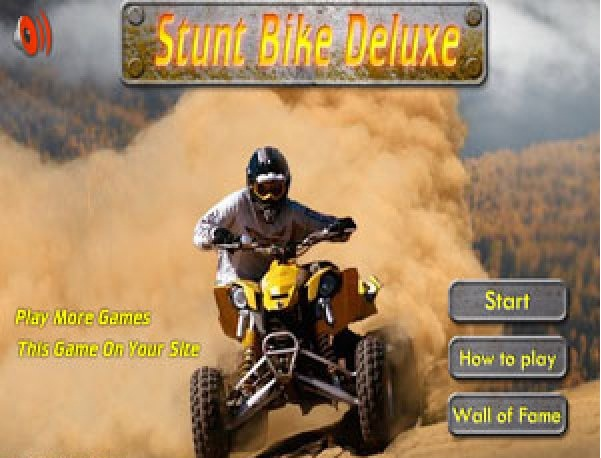 deluxe motorcycle games