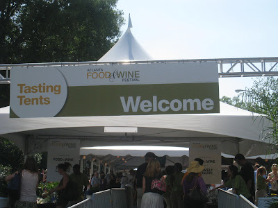 Atlanta's Food & Wine Festival