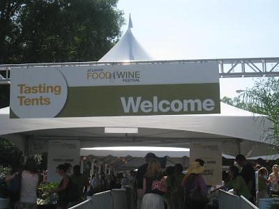 Atlanta's Food & Wine Festival
