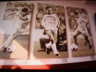 máximos goleadores del Borussia. Criens, Heynckes y Laumen