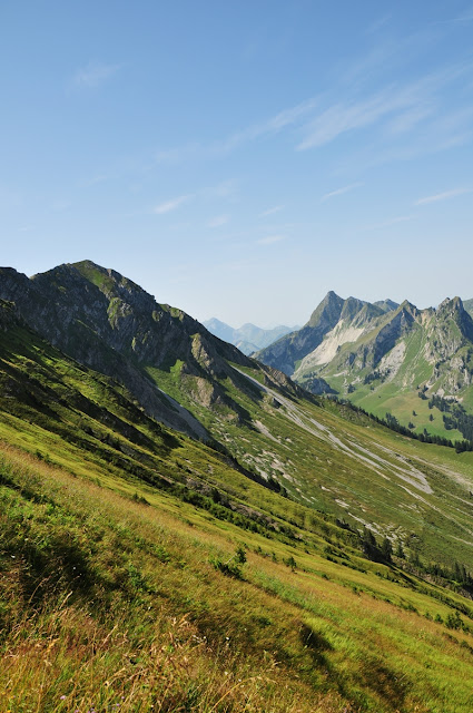 View from Kaiseregg // Sicht von Kaiseregg