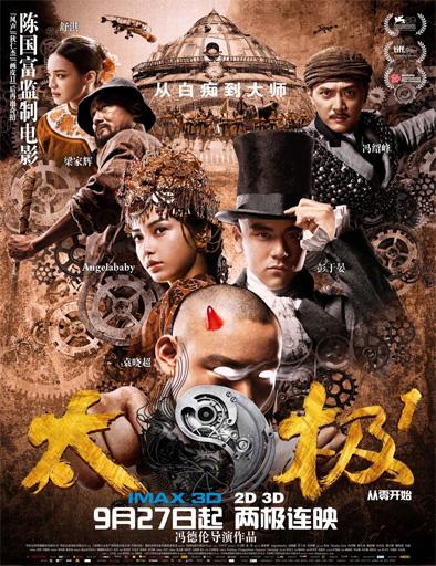 Ver Tai Chi 0 (Tai Chi Zero 3D) (2012) Online