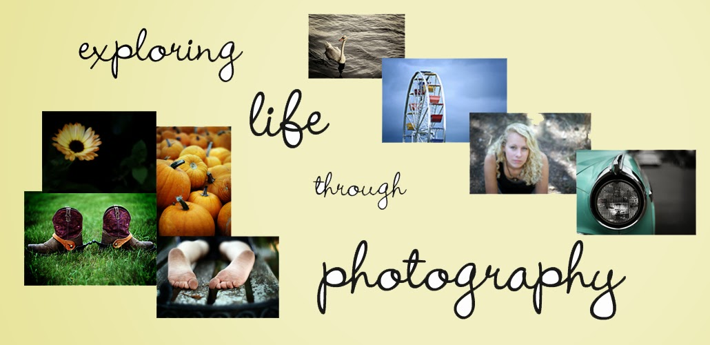 Exploring life through photography