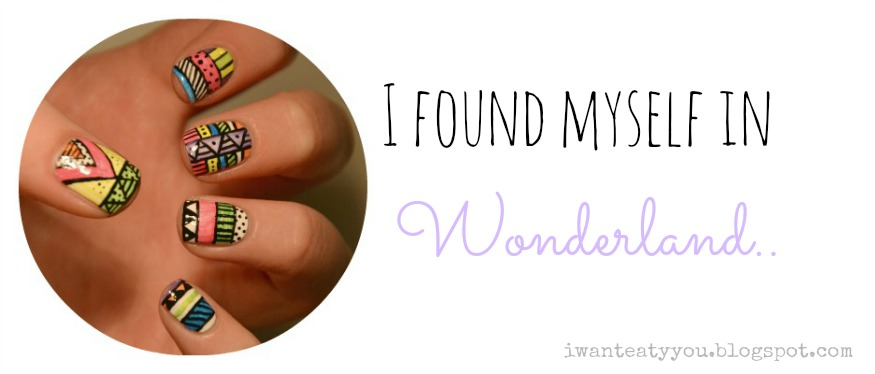 I found myself in Wonderland..