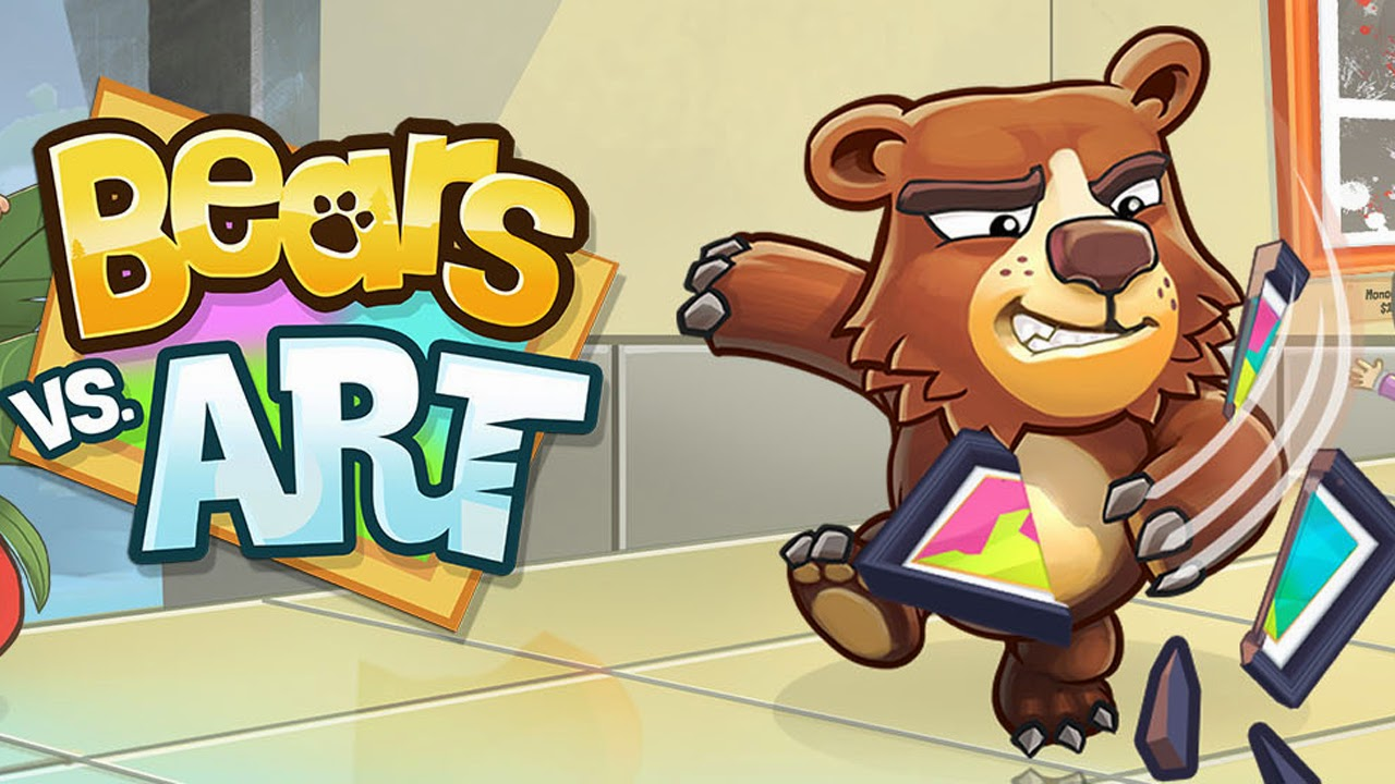 Bears Vs Art Gameplay IOS / Android