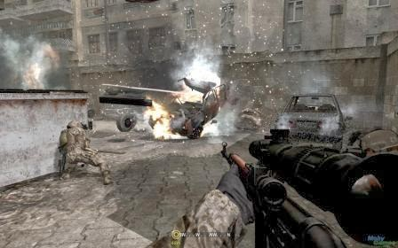 Free Download PC Games Full Version: Call Of Duty 4 Modern Warfare PC Game Full Plus Crack ...