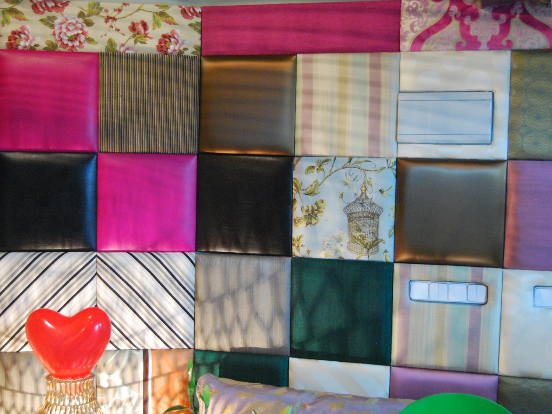 Almohadones la tapicera - Telas para forrar cabecero cama ...