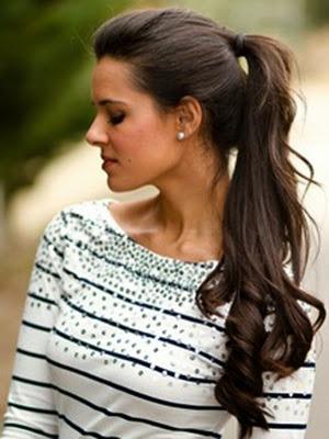 Peinados verano 2014 coletas