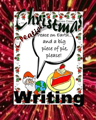 Christmas Writing Bubbles - Renee Dawn