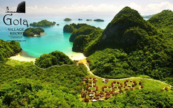 Gota Beach Resort Tour Package