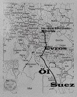 Αποκαλυπτικό! Ο Χάρτης του Ισίδωρου Πόσδαγλη που ήξερε τα πάντα από το 1952!!!