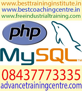 Best PHP Industrial Training in Mohali Chandigarh