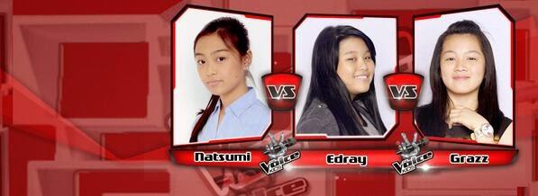 Natsumi vs Edray vs Grazz Team Bamboo Battles on 'The Voice Kids' Philippines