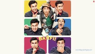 Barfi! HD High Resolution  Wallpapers - featuring Hot and Charming Ranbir Kapoor