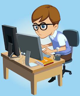 Programmer Komputer Image