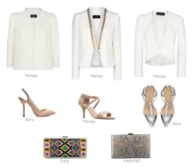 Look Blanco Plata