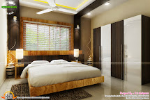Bedroom Interior Design With Cost - Kerala Home And